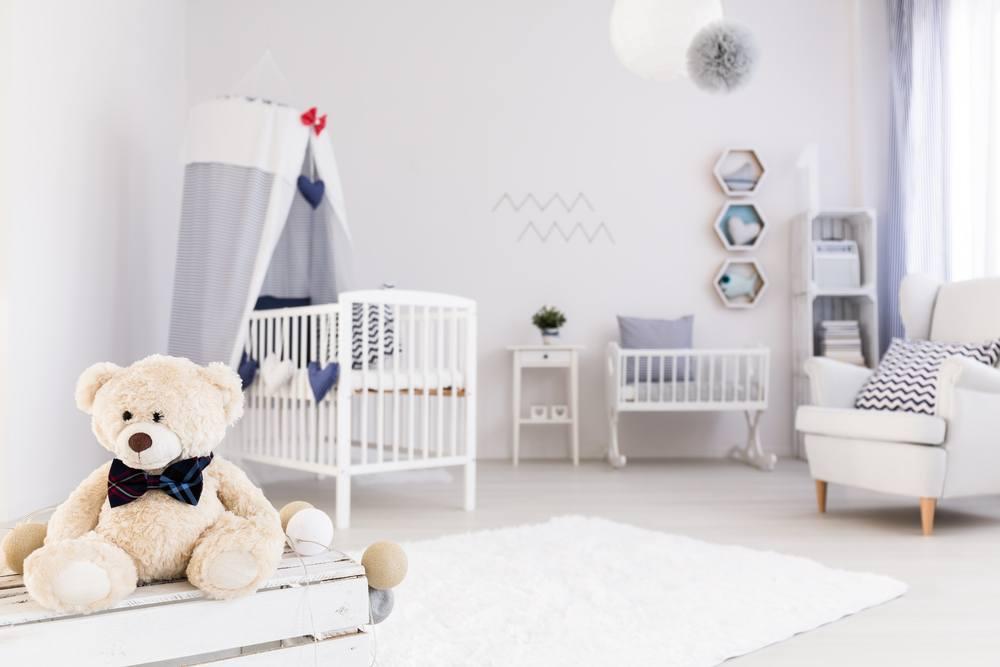 Une belle déco pour la chambre de bébé, fille ou garçon ! - Chiara ...